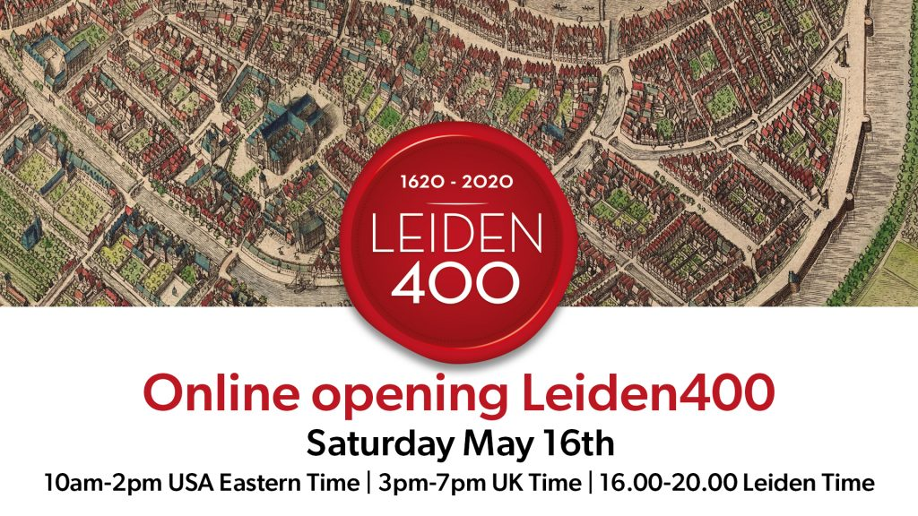 Leiden 400 Mayflower Celebration May 16